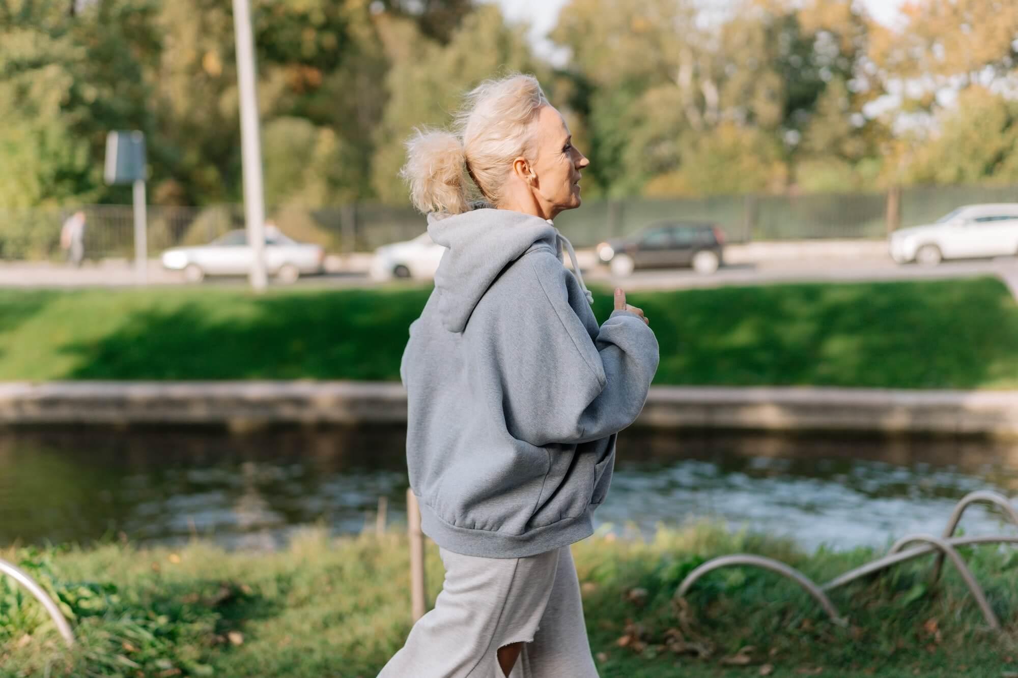 Ouderen-fitness